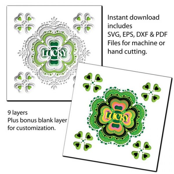 Four Leaf Clover File formats
