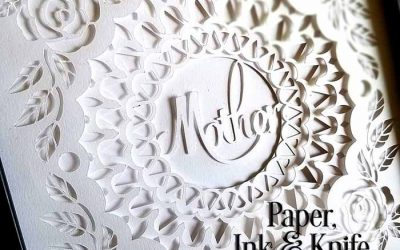 Adding A Name or Custom Word to Shadowbox Layers Using Cricut Design Space