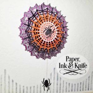 Spider Web Ornament
